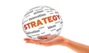 manage key with strategic vision